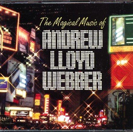 The Magical Music of Andrew Lloyd Webber (Webber Andrew Music Lloyd)