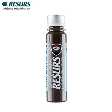 RESURS NEXT nueva generación de remetalizador metálico, 75 gr. Para motores de gasolina/diesel/GLP. restaurador con nanotecnologia.