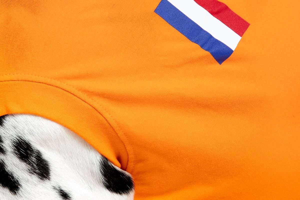 S+ Cane Medical Pet Shirt Arancia