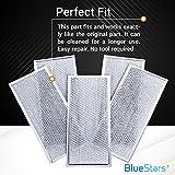 Ultra Durable W10208631A Filter Aluminum Mesh