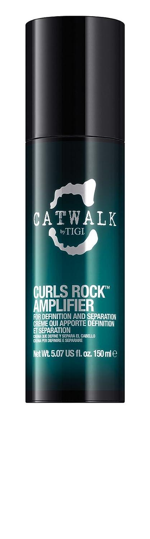 TIGI Catwalk Curls Rock Amplifier 5.07 oz (Pack of 2)