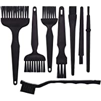 CCINEE 8 in 1 Nylon Plastic Anti Static ESD Brushes Kit