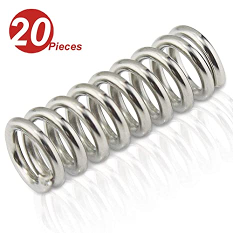 50Pcs Accessory Feeder Spring For 3D Printer Ultimaker Makerbot Wade Extruder UE
