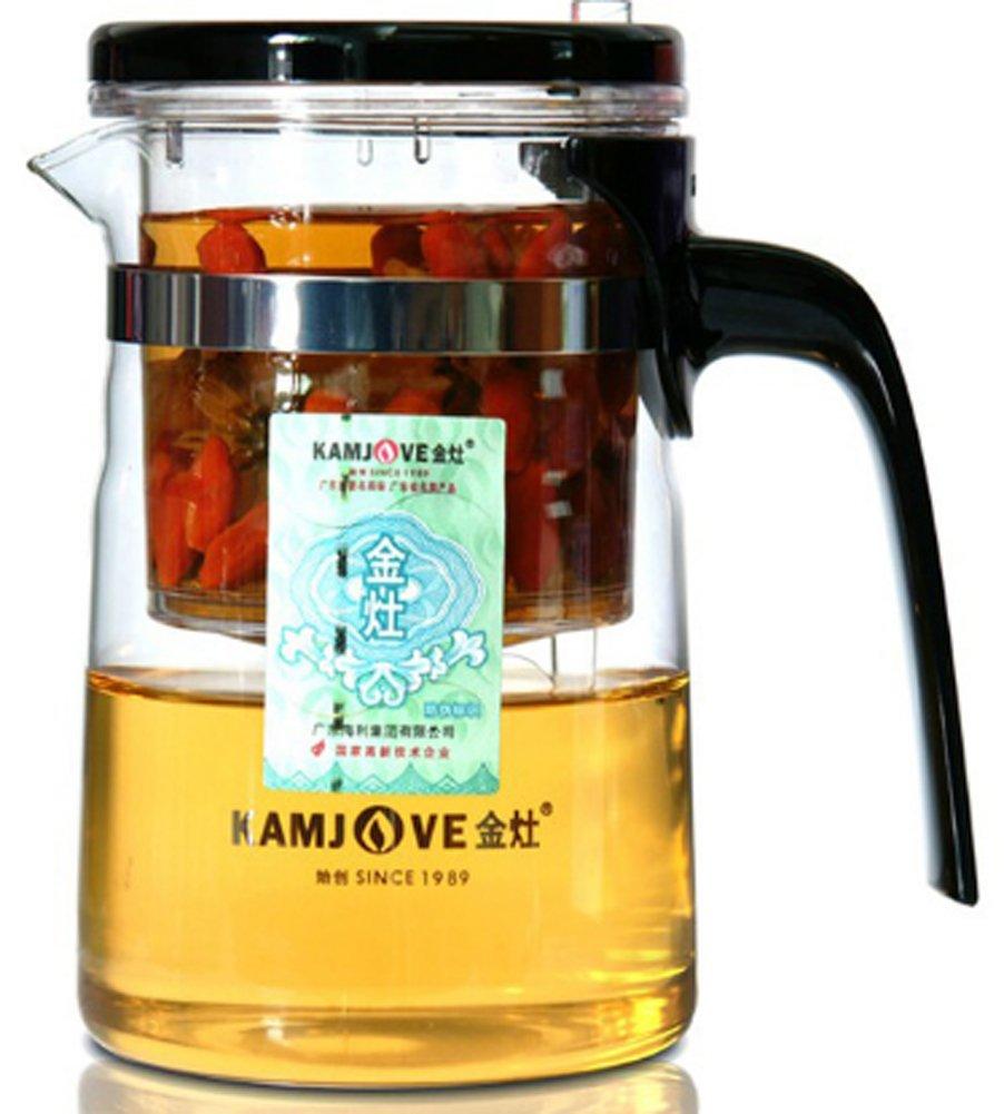SaySure - 500mL Kamjove elegant cup the teapot glass