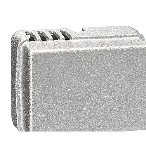 (Johnson Controls T-4002-3004 Cast Aluminum Guard and Mounting Bracket for Surface-Mounted Thermostat Protection After Construction)