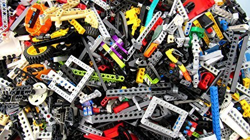 1LBS LEGO Technic Random Lot Of Pieces - Parts Pieces Legos