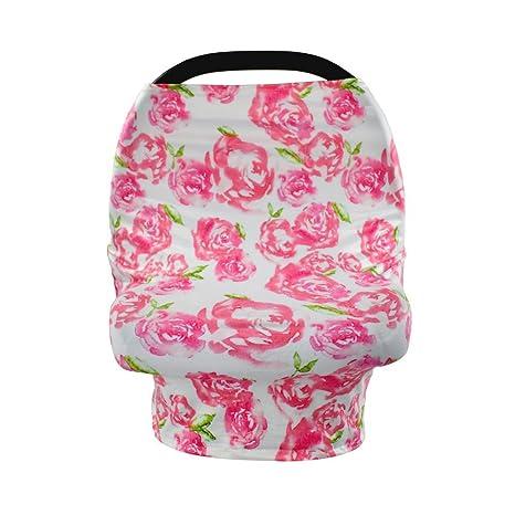 6 patrones estilo cesta de bebé parasol multiusos toalla de ...