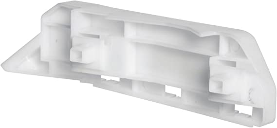 DAT AUTO PARTS Front Bumper Cover Spacer Replacement for 05-10 Honda Odyssey White Right Passenger Side HO1043109