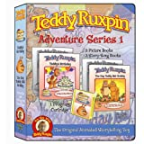 Teddy Ruxpin Series 1 Teddy's Birthday & Teddy Met Grubby Program Cartridge