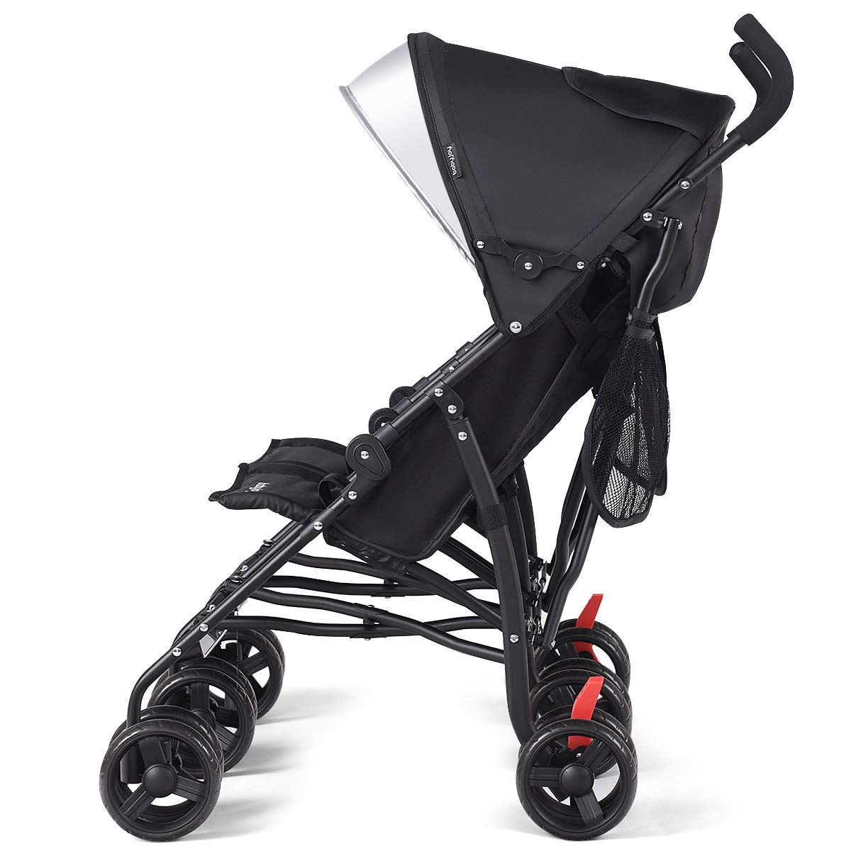Baby Joy Double Light Weight Stroller Travel Foldable