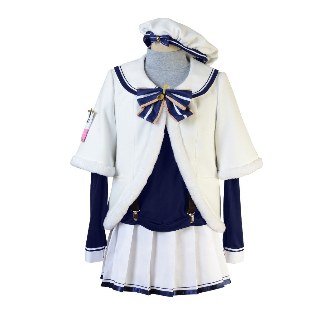 Love Live! Sunshine! Ruby Kurosawa Cosplay Costume Girl's Spring Costume Suit