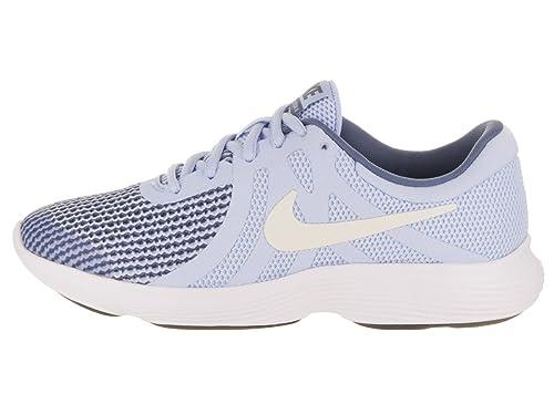 dd0dc52d7b Nike 943306 401 Chaussures à Lacets pour Fille 38,5 Gym  Blue/Obsidian-White: Amazon.fr: Chaussures et Sacs
