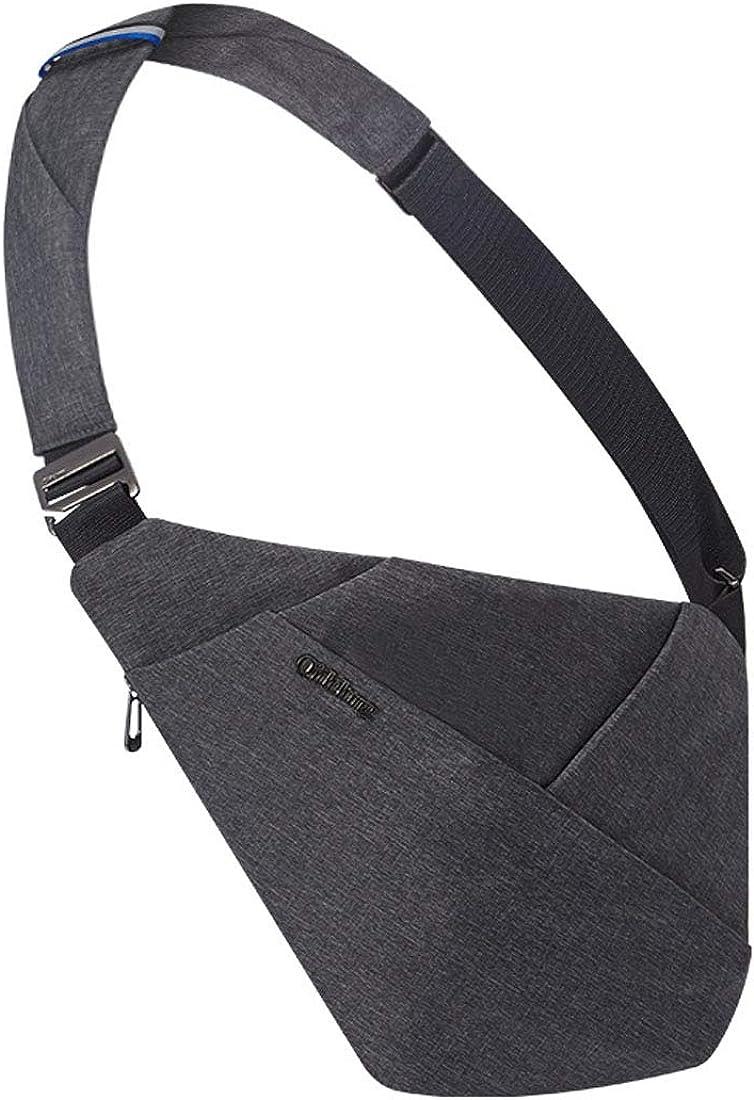 Sling Bag Personal Pocket Bag Casual Body Side Bag Crossbody Backpack
