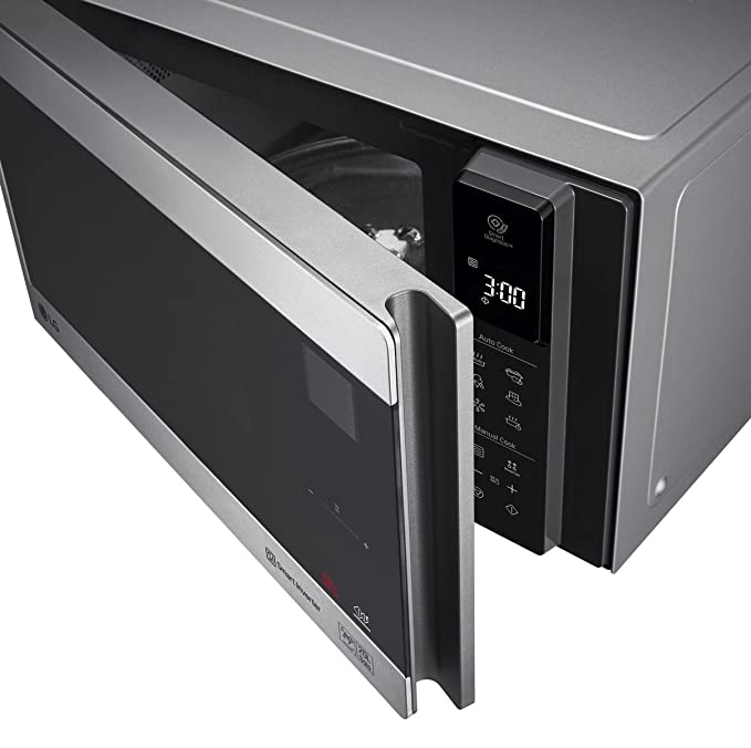 LG MS2595CIS - Microondas (Encimera, Solo microondas, 25 L ...
