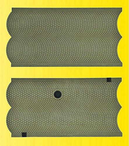 Vollmer 48840 Stra/ßenplatte Kopfsteinpflaster