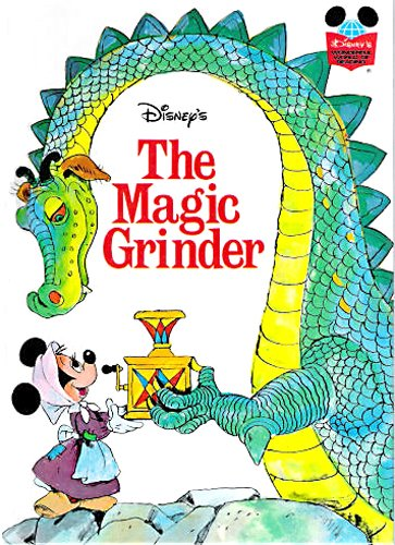 ons presents The Magic grinder (Disney's wonderful world of reading) ()
