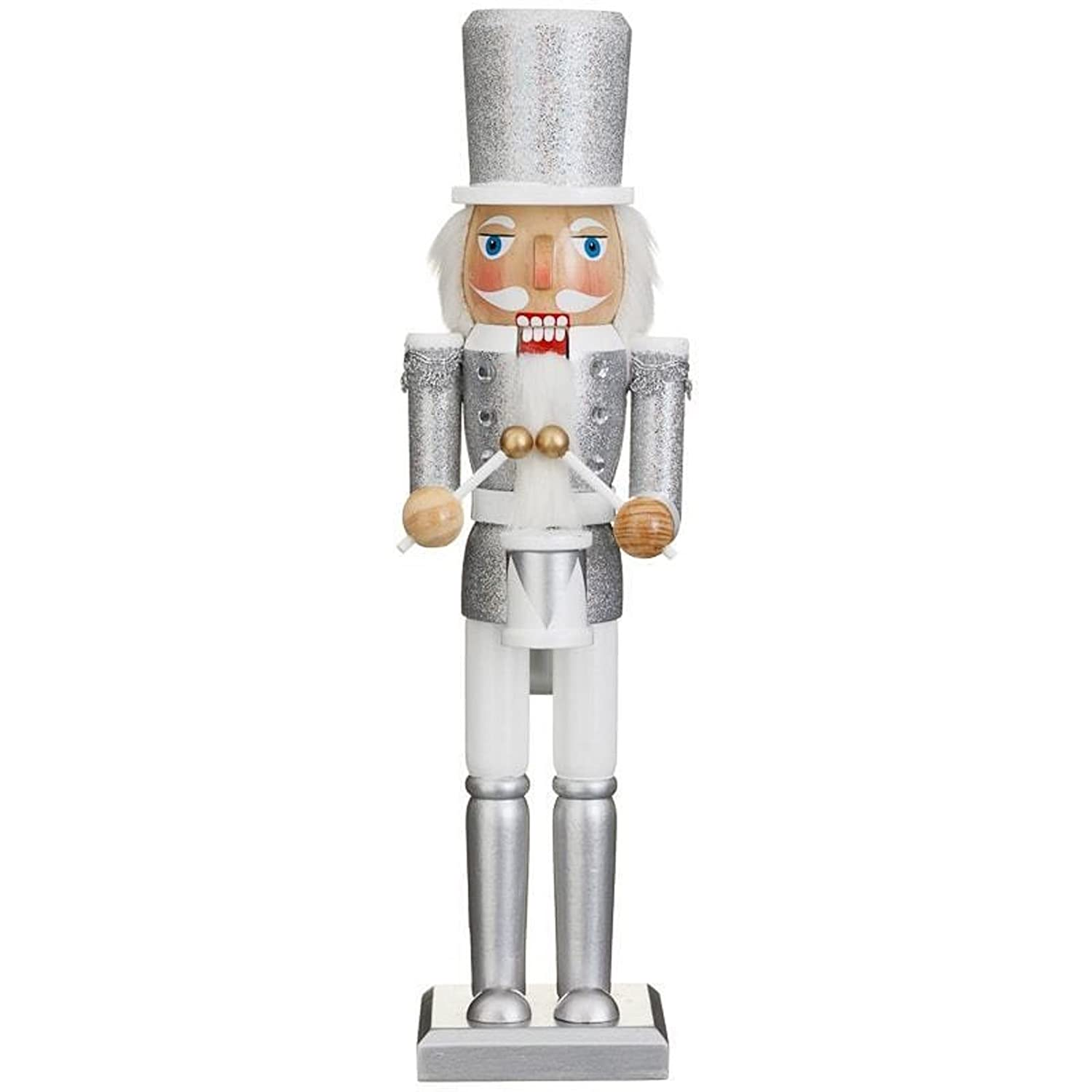 Amazing New Style Christmas Home Decoration Nutcracker Various Colour 38cm (Gold Base Gold Coat) Shouk