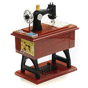 Spieldosen Kinder Weihnachten Spieldose Holz Spieluhr Music Box Kinder Geschenk Nähmaschine