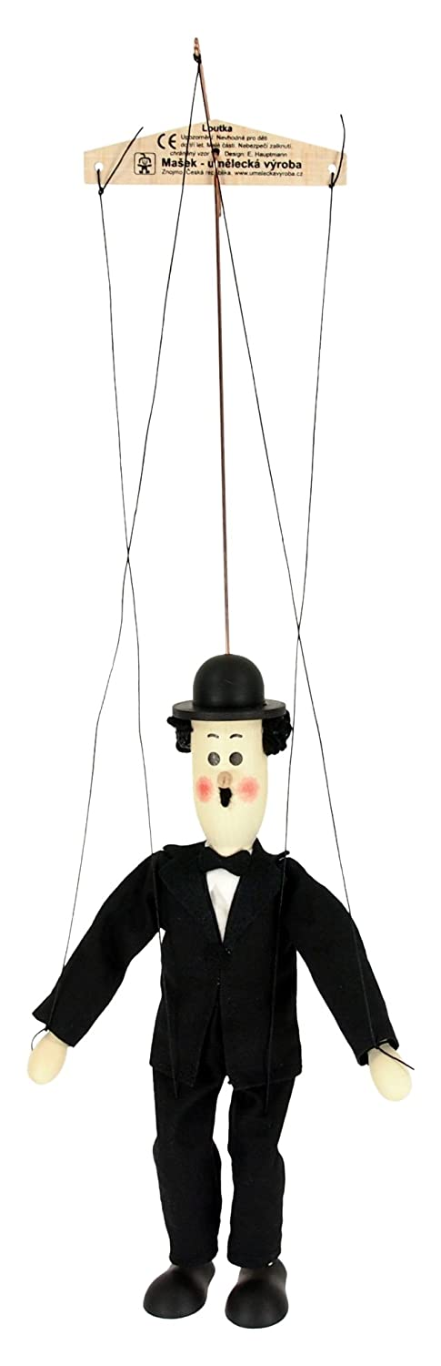 Wooden Marionette 'Nobleman' By ABA
