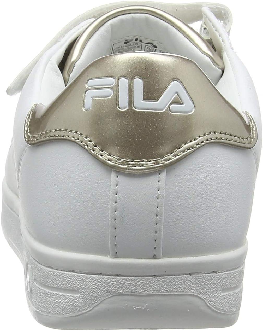 Fila Wmn Sport Crosscourt 2 F Velcro, Scarpe da Ginnastica Basse Donna