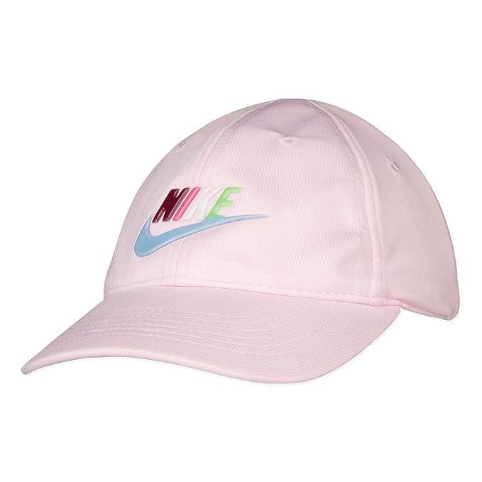 7b02ae46b Amazon.com: Nike Girl`s Dri-Fit Swoosh Adjustable Baseball Cap: Clothing
