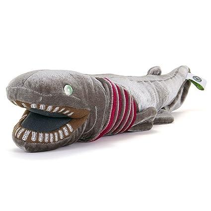 Amazon Com Frilled Shark Stuffed Animal Import Japan Toys Games