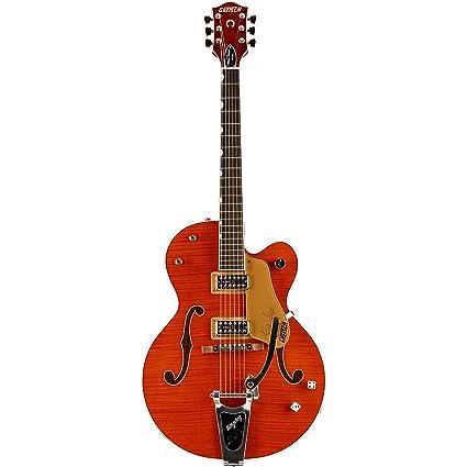 GRETSCH g6120ssu Brian Setzer Nashville guitarra eléctrica cuerpo hueco