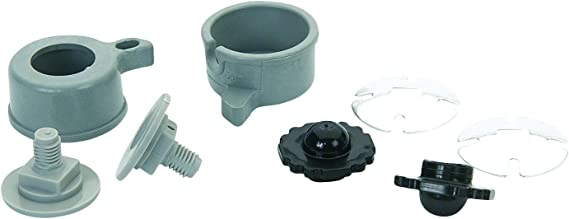 Fibre-Metal 280-FM4001 Quick-Lok Welding Helmet Kit Gray