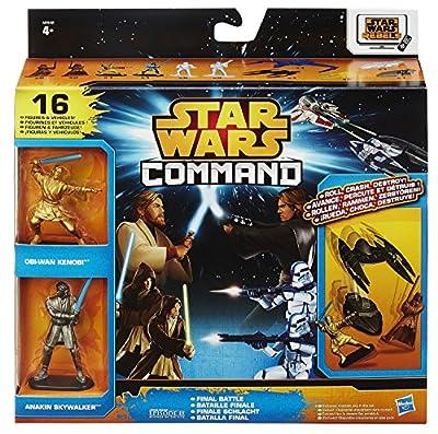 Star Wars Command Final Battle Set by Star Wars