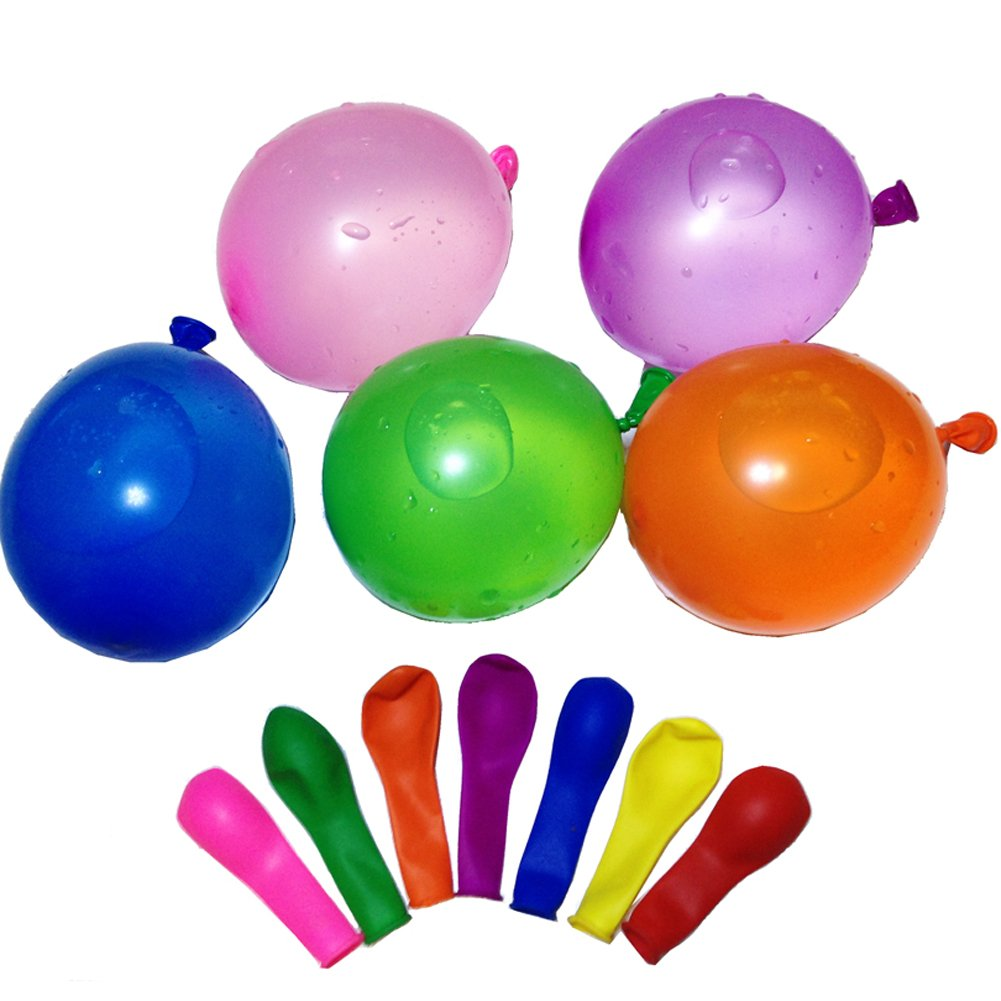 Rimobul 4.5' Giant Water Balloons Water Bombs - 500 pack