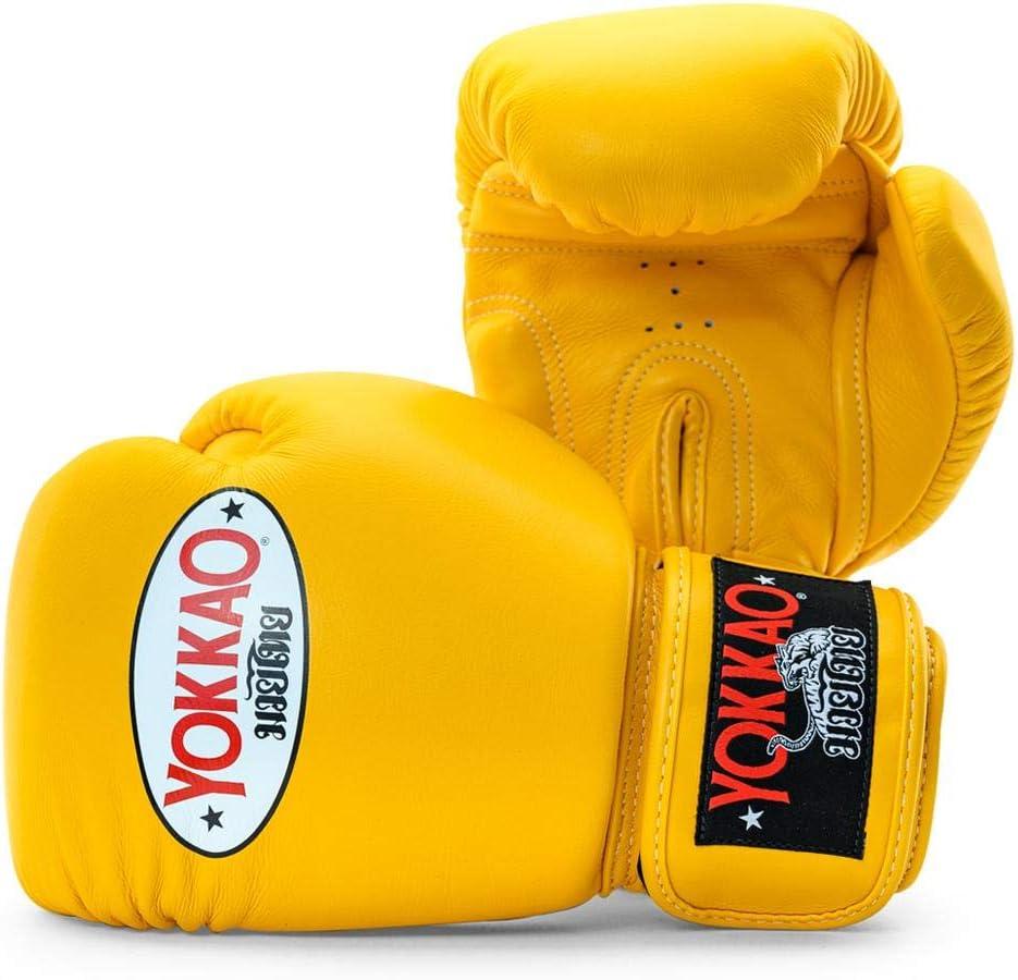 Yokkao Matrix Gant de boxe respirant Muay Thai Noir Rouge Bleu Blanc Jaune Vert Gris P/étrole 226 g 283,5 g 340 g 396,9 g 453,6 g