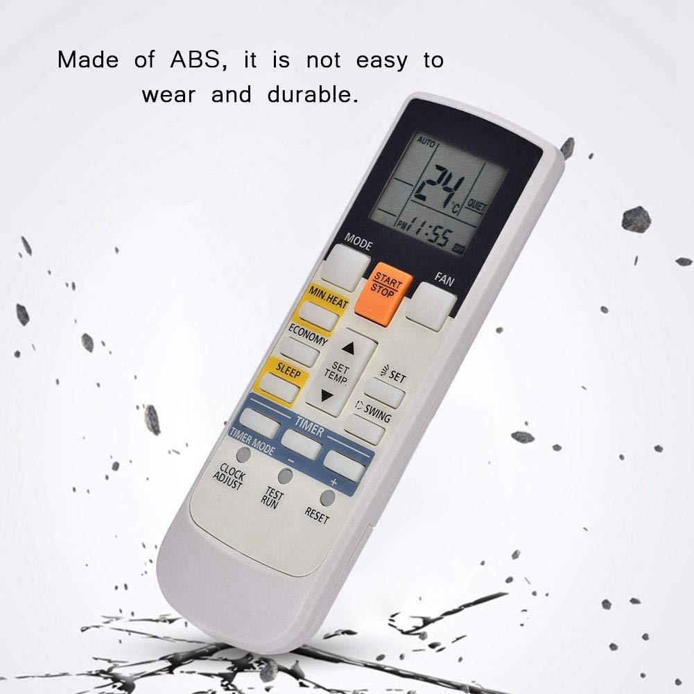 Tosuny Control Remoto de Aire Acondicionado para Fujitsu AR-RAH1E AR-RAH2E Reemplazo del Controlador Remoto de CA para Fujitsu