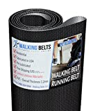 WALKINGBELTS Walking Belts LLC - Livestrong LS13.0T S/N: TM407 (2011) Treadmill Walking Belt + Free 1oz Lube