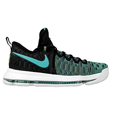 best sneakers 489d1 9d36a Nike Zoom KD 9 Men s Basketball Shoes (10, Clear Jade Black)