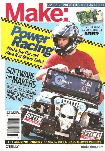 robots magazine - 1