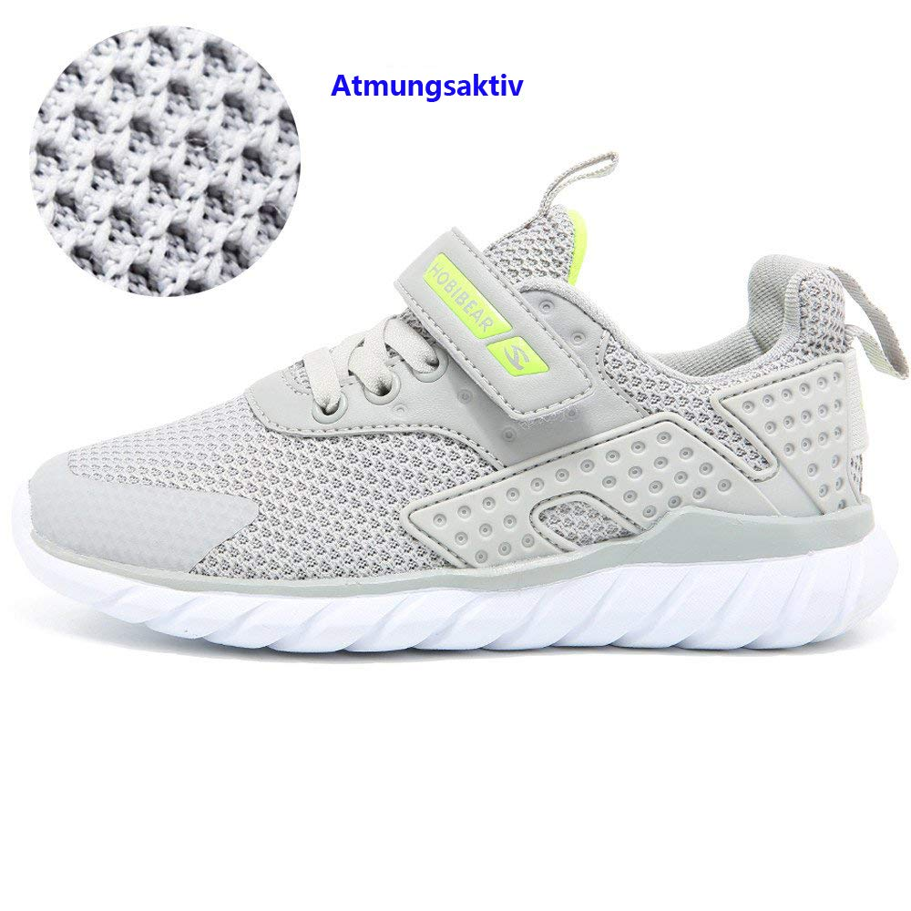 2b3cd4bfe6cf92 populalar Sneakers Bambini Ragazzi Scarpe Sportive Ragazze da Interno  Scarpe da Corsa per Bambini Unisex Nero Bianca Rosa Grigio 25-36 EU:  Amazon.it: Scarpe ...