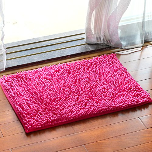 Household mats bedroom carpet mats bathroom mats toilet water-absorbing mat -4565cm A by ZYZX