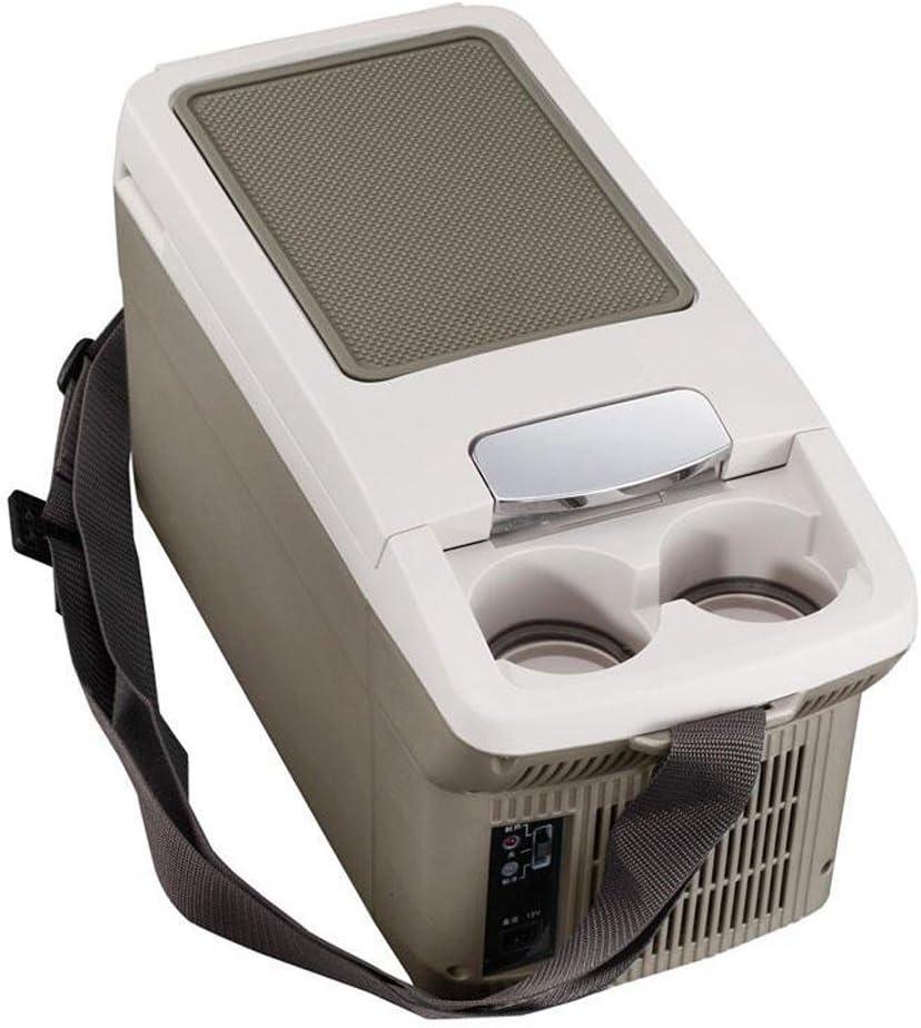 LT&NT Nevera portátil Coche refrigerador eléctrico frío y Caliente ...