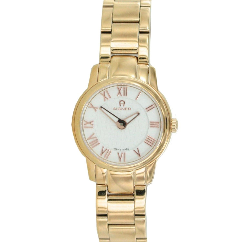 Aigner Women Watch Padua Rose Gold A24217 Watches
