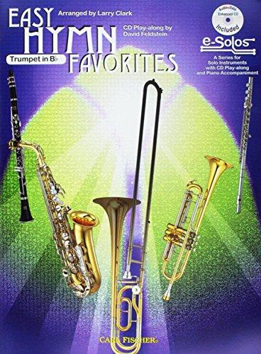 O5467 - Easy Hymn Favorites: Trumpet BK/CD