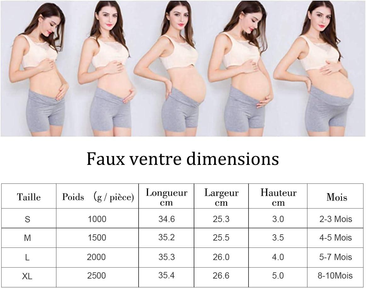 ONEFENG Faux Ventre Sac Vide pour Faux Ventre Grossesse Costumes