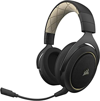 CORSAIR HS70 Wireless 7.1 Gaming Headset Mic Surround Sound PC Playstation NEW!