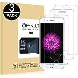 EasyULT [3-Pack] iPhone 6/iPhone 6S Pellicola Protettiva, 3 Pack Pellicola Protettiva in Vetro Temperato per iPhone 6/iPhone 6S
