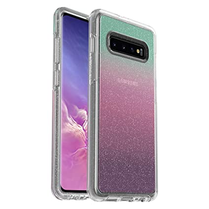 OtterBox SYMMETRY CLEAR SERIES Case for Galaxy S10+ - Retail Packaging - GRADIENT ENERGY