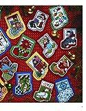 Mini Cross Stitch Ornaments: 160 Festive Quick-to