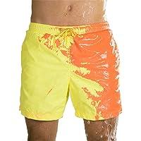 LIANTA - Bañador para hombre que cambia de color con tecnología de secado rápido y reactiva al calor