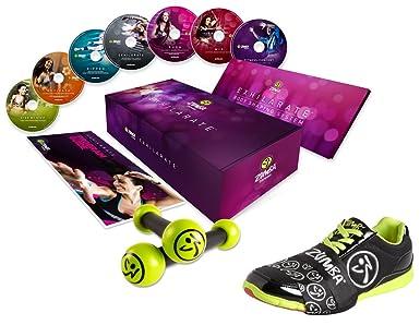 Pack: Zumba Fitness Exhilarate + Carpet Gliders [DVD]: Amazon.es: Beto Pérez, Zumba Fitness: Cine y Series TV