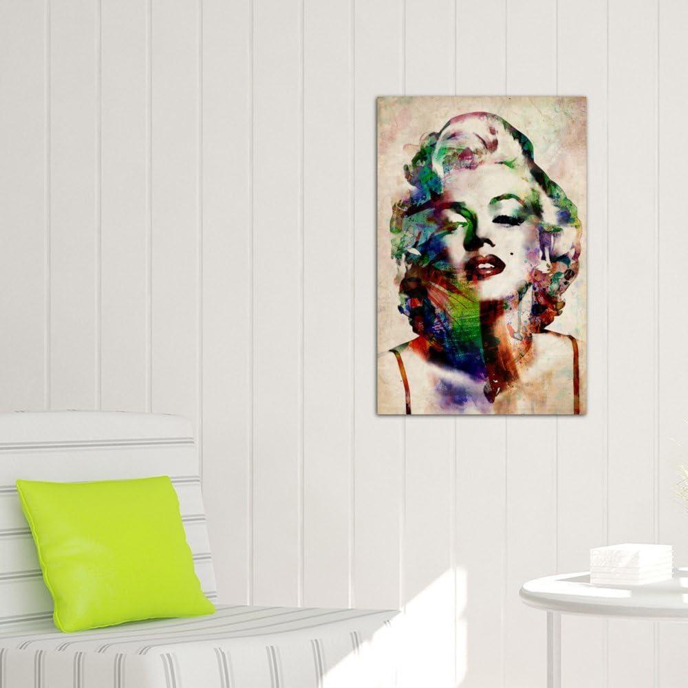 Marilyn Monroe Cuadro enmarcado 20 x 30 pulgadas, tama/ño A1