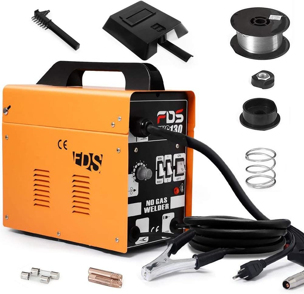 #5 Goplus Flux Core Automatic Feed Welding Machine