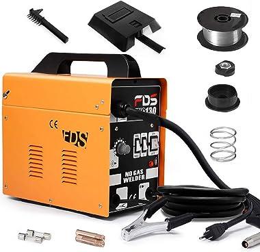Goplus MIG 130 Welder Flux Core Wire
